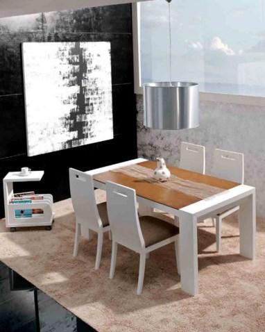 Sillas modernas comedor modelo d de las mesas y sillas for Mesas y sillas modernas